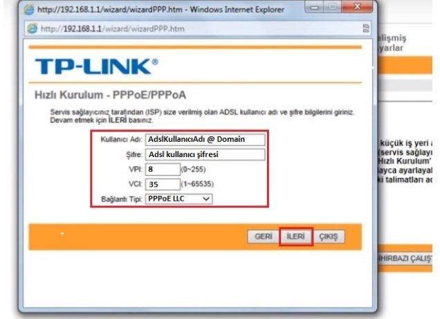 tp link td w8961n manual